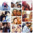 LeAnn Rimes a publié sur sa page Instagram une photo d'elle en compagnie de son mari Eddie Cibrian et ses deux enfants, provoquant la colère et la souffrance de son ex-femme Brandi Glanville. Photo publiée sur les réseaux sociaux au mois de décembre 2015.