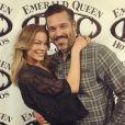 LeAnn Rimes a publié sur sa page Instagram une photo d'elle en compagnie de son mari Eddie Cibrian au mois de novembre 2015.