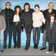 Aïssa Maïga est venue encourager l'équipe du film