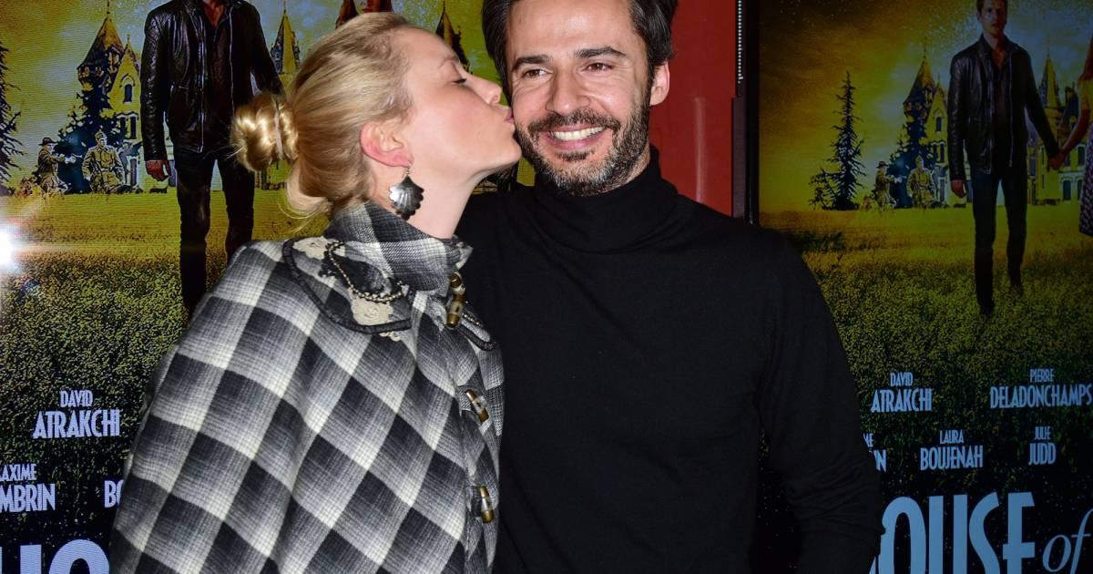 David atrakchi et sa compagne sophie meister avant premi re du film house of time au cin ma - Sophie jovillard et sa compagne ...