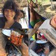 Lalaine Vergara qui incarnait Miranda Sanchez, la meilleure amie de Lizzie McGuire, a publié une photo d'elle en vacances avec son chéri sur sa page Instagram, au mois de décembre 2015.