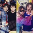 Lalaine Vergara qui incarnait Miranda Sanchez, la meilleure amie de Lizzie McGuire, a publié une photo d'elle avec Adam Lamberg sur sa page Instagram, au mois de 2015.