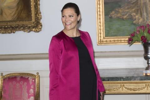 Princesse Victoria : Enceinte de 7 mois, elle commence à surveiller l'horloge...