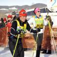 Pippa Middleton a disputé en mars 2012 la course Vasaloppet en Suède, 90 kilomètres en ski de fond.