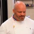 """Philippe Etchebest - """"Top Chef 2016"""", prime du lundi 25 janvier 2016, sur M6."""