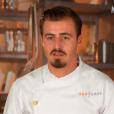 """Pierre Eon - """"Top Chef 2016"""", prime du lundi 25 janvier 2016, sur M6."""