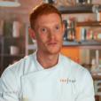 """Thomas Murer - """"Top Chef 2016"""", prime du lundi 25 janvier 2016, sur M6."""