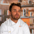 """Clément Torres -  """"Top Chef 2016"""", prime du lundi 25 janvier 2016, sur M6."""