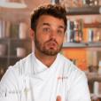 """Clément Torres est éliminé - """"Top Chef 2016"""", prime du lundi 25 janvier 2016, sur M6."""