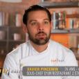 """Xavier Pincemin - """"Top Chef 2016"""", prime du lundi 25 janvier 2016, sur M6."""