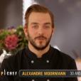 """Alexandre Moormann - """"Top Chef 2016"""", prime du lundi 25 janvier 2016, sur M6."""