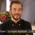 """Alexandre Moormann est éliminé - """"Top Chef 2016"""", prime du lundi 25 janvier 2016, sur M6."""