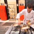 """Clément Bruneau - """"Top Chef 2016"""", prime du lundi 25 janvier 2016, sur M6."""
