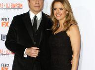 John Travolta et Kelly Preston: Couple radieux devant David Schwimmer amoureux