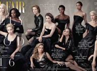 Jennifer Lawrence, Charlotte Rampling, Lupita Nyong'o... Vanity Fair et girl power