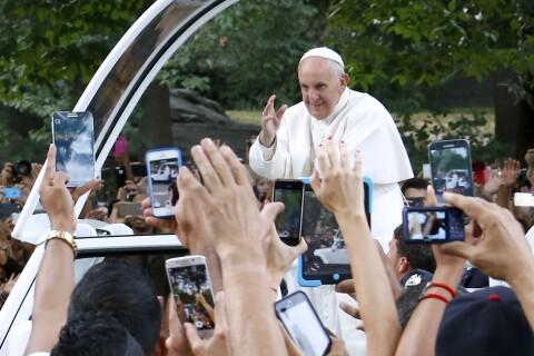 Le pape François va faire ses débuts... d'acteur !