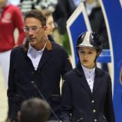 Julien Courbet et sa fille Lola : Une équipe qui assure au Jumping de Bordeaux