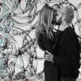 Captures d'écran du nouveau clip de Zayn qui a tourné avec sa compagne Gigi Hadid le 30 janvier 2016