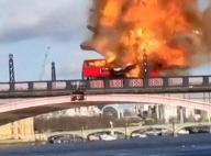Jackie Chan : Panique après une impressionnante explosion à Londres