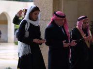 """Rania et Abdullah de Jordanie émus : """"A la mémoire d'un homme que nous aimions"""""""