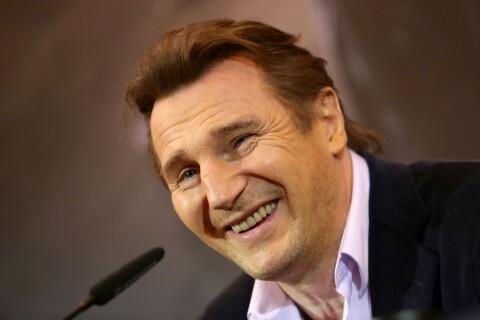 """Liam Neeson et sa conquête """"extrêmement célèbre"""" : L'acteur """"blaguait"""" ?"""