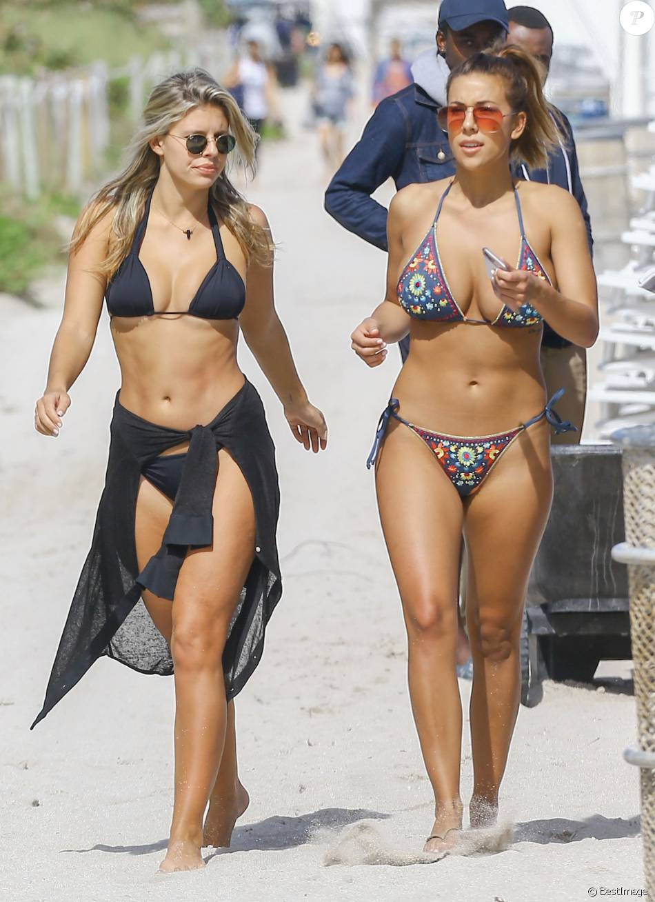 Natasha Oakley And Devin Brugman Hot In Bikini
