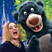 Marilou Berry et Camille Cerf : Enchantement et féérie avec les héros Disney !