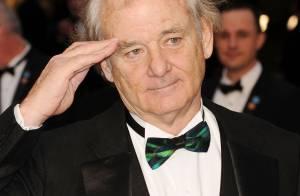 Bill Murray pète un plomb au beau milieu d'une soirée...