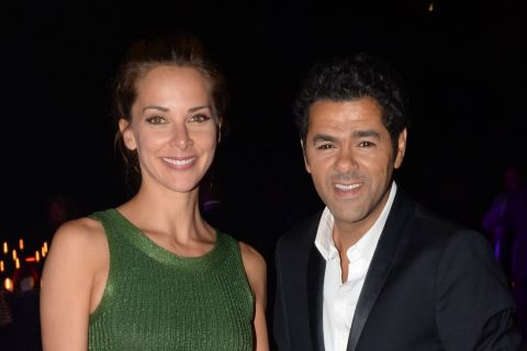 Jamel Debbouze et Mélissa Theuriau : Délicate attention pour la St-Valentin...