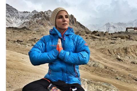 Elsa Pataky et Chris Hemsworth, aventuriers in love à la conquête de l'Himalaya