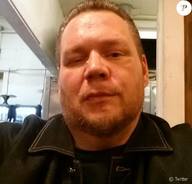 Le catcheur Axl Rotten, mort le 8 février 2016 à 44 ans