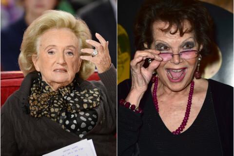 Bernadette Chirac et Claudia Cardinale brouillées ? Une raison lointaine...