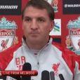 Brendan Rodgers (41 ans), coach de Liverpool