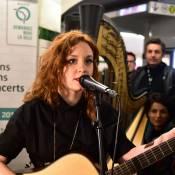 Emji (Nouvelle Star) acclamée dans le métro : La jolie rousse fait le show