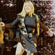 Ellie Goulding en concert au Zénith à Paris le 25 février 2016.