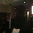 """""""Caitlyn Jenner rencontre Hillary Clinton, candidate à la présidence des Etats-Unis. Image extraite d'une vidéo Youtube publiée le 25 février 2016."""""""