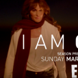 """""""Caitlyn Jenner s'est offert une frange pour la deuxième saison de son émission I Am Cait. Image extraite d'une vidéo Youtube publiée le 25 février 2016."""""""