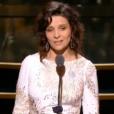 César du meilleur film remis par Juliette Binoche - 26 février 2016