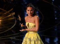 Oscars 2016 : Alicia Vikander, second rôle, vole la vedette à Kate Winslet