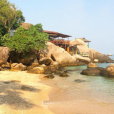 Géraldine Lapalus (Camping Paradis) : ses photos de vacances en Thailande