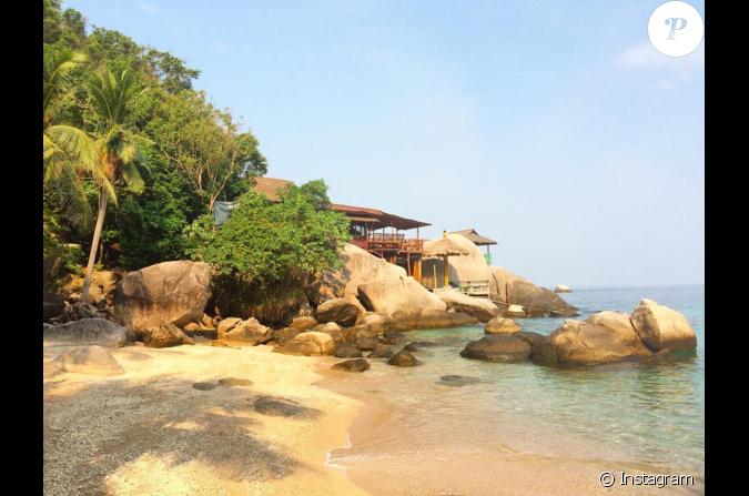 g raldine lapalus camping paradis ses photos de vacances en thailande. Black Bedroom Furniture Sets. Home Design Ideas