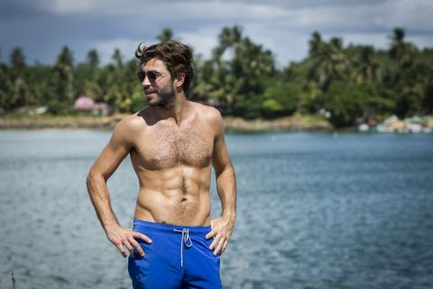 Bachelor : Les photos sexy de Gian Marco !