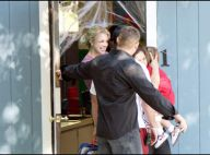 REPORTAGE PHOTOS : Britney Spears profite de ses enfants, en attendant le verdict de son procès...