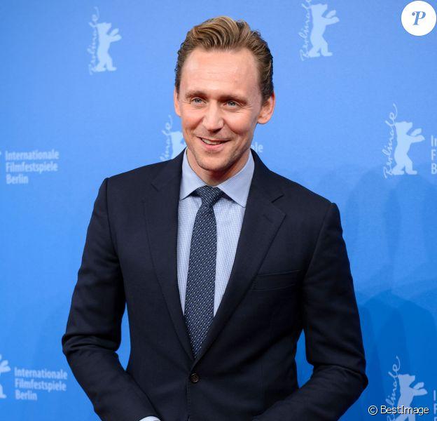 """Tom Hiddleston lors de la première de """"The Night Manager"""" lors du 66e Festival International du Film de Berlin, la Berlinale, à Berlin le 18 février 2016"""
