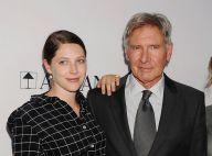 Harrison Ford, les larmes aux yeux, aborde le combat de sa fille Georgia, malade