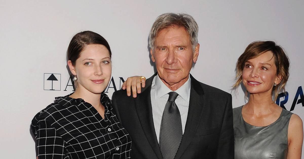 Harrison Ford, les larmes aux yeux, aborde le combat de sa fille