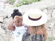 Blue Ivy, déjà beauty addict comme sa maman Beyoncé