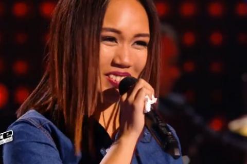 Lica (The Voice 5) : Elle a déjà chanté avec Phil Collins et Bryan Adams !