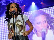 REPORTAGE PHOTOS : Alicia Keys, prête à tout rafler aux MTV American Music Awards ... fabulous show !