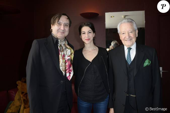 Michel fau st phanie fagadau et jacques sereys for Prix compagnon